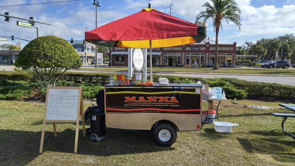 Manna International Street Food